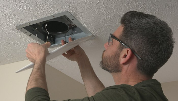 bathroom exhaust fan installation - Pro Electrical Services