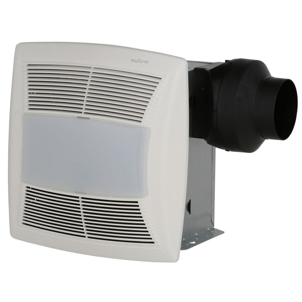Bathroom Fan Installation Service: White-nutone-bath-fans-qtn130le1-e1_1000